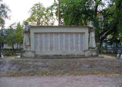 Kiskunmajsa I. világháborús emlékmű 2007.08.21. küldő-HunMi (3)