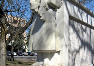 Kiskunmajsa I. világháborús emlékmű 2011.03.18. küldő-Emese
