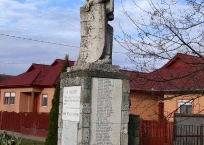 Kismarja I.vh emlékmű 2011.03.14. küldő-Katona István (5)