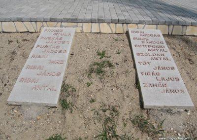 Kisnémedi temető I.vh emlékhely 2009.04.10.küldő-kalyhas (3)