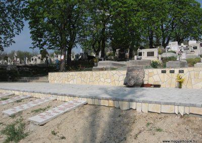 Kisnémedi temető I.vh emlékhely 2009.04.10.küldő-kalyhas (4)