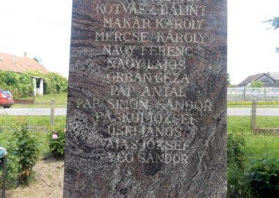 Kisnamény világháborús emlékmű 2017.05.28. küldő-kalyhas (11)