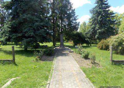 Kisnamény világháborús emlékmű 2017.05.28. küldő-kalyhas