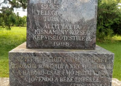 Kisnamény világháborús emlékmű 2017.05.28. küldő-kalyhas (5)