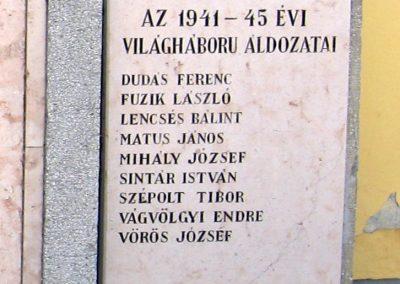 Kisoroszi világháborús emlékmű 2007.09.15. küldő-Kályhás (4)