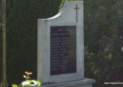 Kisrécse világháborús emlékmű 2009.08.12.küldő-SOLEN (1)