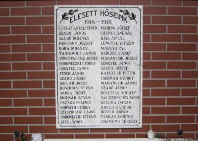 Kisszállás világháborús emlékmű 2011.08.17. küldő-kalyhas (3)