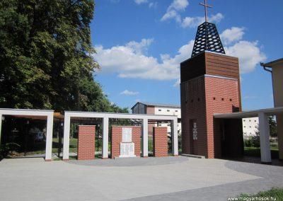 Kisszállás világháborús emlékmű 2011.08.17. küldő-kalyhas