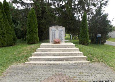 Kissziget világháborús emlékmű 2016.08.13. küldő-kalyhas (1)