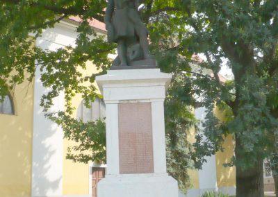 Kistelek I. világháborús emlékmű 2013.07.15. küldő-Sümec (10)