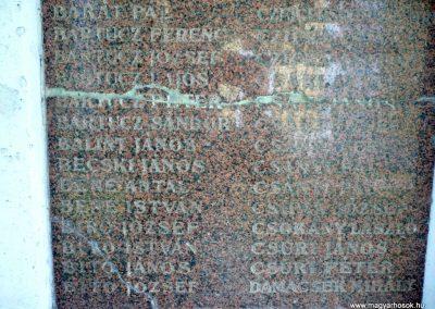 Kistelek I. világháborús emlékmű 2013.07.15. küldő-Sümec (5)