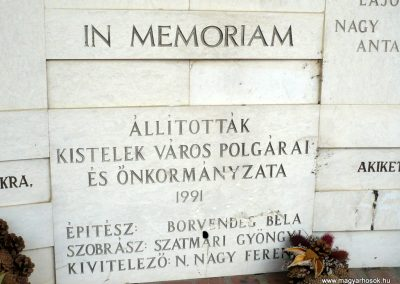 Kistelek II.világháborús emlékmű 2013.07.15. küldő-Sümec (16)
