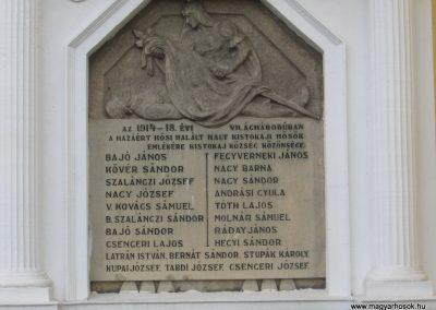 Kistokaj világháborús emléktáblák 2008.04.05. küldő-Kályhás (1)