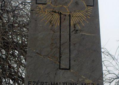 Kisunyom világháborús emlékművek 2009.01.10.küldő-gyurkusz (3)