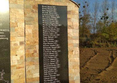 Kisvárda I. világháborús emlékmű 2018.11.12. küldő-Eszterhai Zsuzsa (4)
