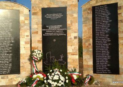 Kisvárda I. világháborús emlékmű 2018.11.12. küldő-Eszterhai Zsuzsa (5)