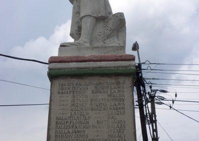 Kocsér I. világháborús emlékmű 2014. 05.03. küldő-belamiki (3)