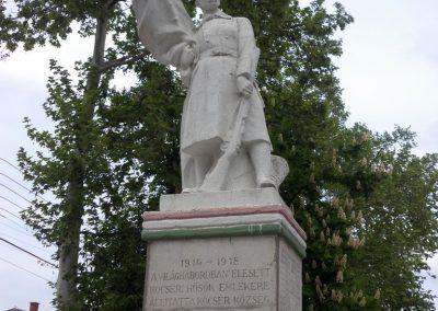 Kocsér I. világháborús emlékmű 2014. 05.03. küldő-belamiki (8)