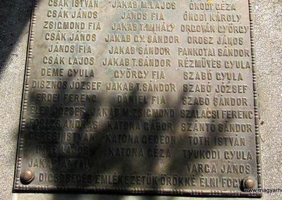 Kocsord világháborús emlékmű 2014.08.04. küldő-kalyhas (5)