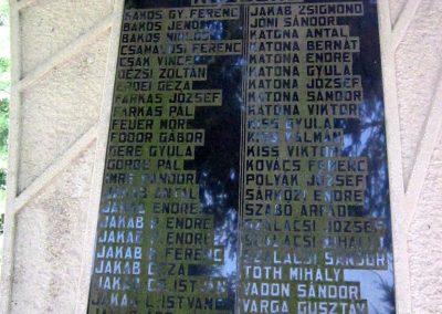 Kocsord világháborús emlékmű 2014.08.04. küldő-kalyhas (8)