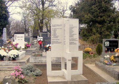 Komárom, katolikus temető