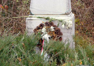Komárom, református temető