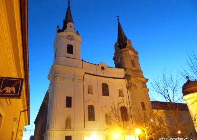 Komárom Szent András templom I. világháborús emlékmű 2014.01.12. küldő-Méri (10)