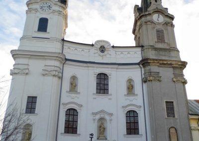Komárom Szent András templom I. világháborús emlékmű 2014.01.12. küldő-Méri