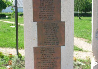 Komárom Világháborús emlékmű 2007.05.11.küldő-Markó Peti (2)