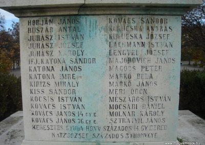 Komárom világháborús emlékmű 2008.10.30.küldő-Huszár Peti (4)