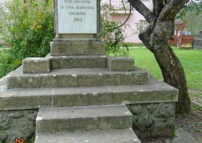 Komandó világháborús emlékmű 2018.08.23. küldő-Fehér Mónika (1)
