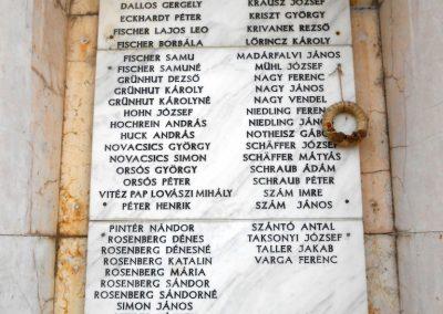 Komló világháborús emlékmű 2014.10.12. küldő-Turul 68 (4)