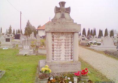 Kondorfa II.vh emlékmű 2011.11.26. küldő-Zsilavecz Dávid (1)