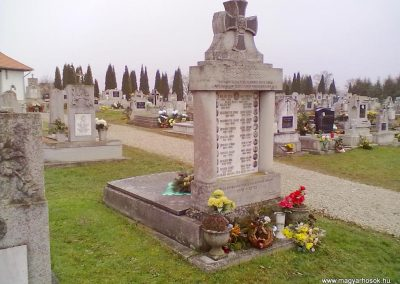 Kondorfa II.vh emlékmű 2011.11.26. küldő-Zsilavecz Dávid