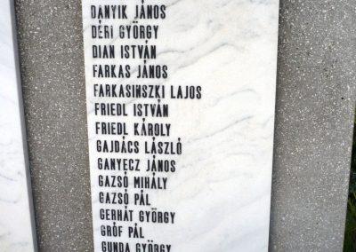 Kondoros világháborús emlékmű 2014.11.20. küldő-Sümec (16)
