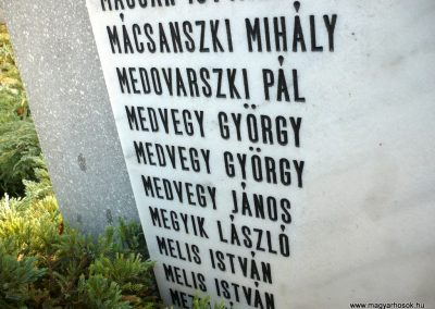Kondoros világháborús emlékmű 2014.11.20. küldő-Sümec (25)