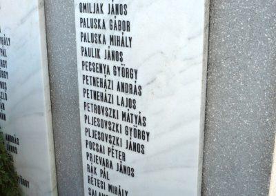 Kondoros világháborús emlékmű 2014.11.20. küldő-Sümec (28)