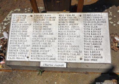 Konyár I. és II. világháborús emlékmű 2018.05.28. küldő-Bóta Sándor (18)