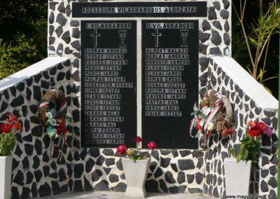 Korlát világháborús emlékmű 2009.10.06. küldő-Gombóc Arthur (2)