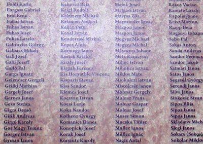 Korzika,Assináriai fogolytábor I.világháborús emléktábla 2017.05.19. küldő-Bagoly András (5)