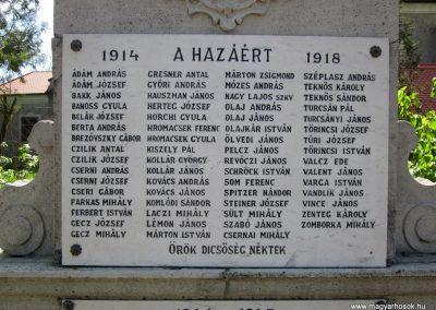 Kosd világháborús emlékmű 2012.04.20. küldő-kalyhas (2)
