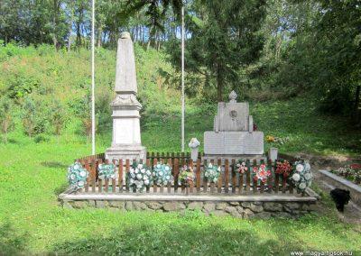 Kovácsvágás világháborús emlékművek 2012.08.18. küldő-kalyhas (1)