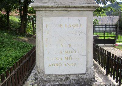 Kovácsvágás világháborús emlékművek 2012.08.18. küldő-kalyhas (7)
