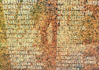 Kozármisleny világháborús emlékmű 2012.04.05. küldő-Turul 68 (2)