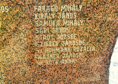 Kozármisleny világháborús emlékmű 2012.04.05. küldő-Turul 68 (3)