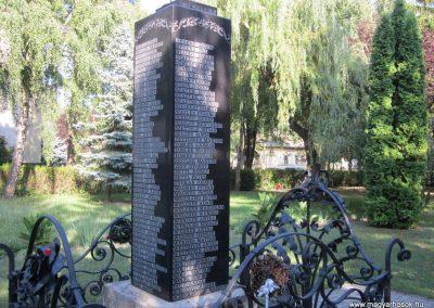 Kunbaja II.vh emlékmű 2011.08.17. küldő-kalyhas (10)