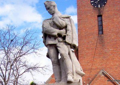 Kuncsorba világháborús emlékmű 2009.03.16. küldő-miki (2)