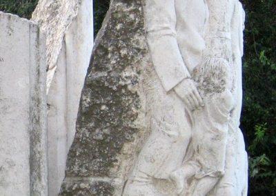 Kunhegyes világháborús emlékmű 2008.08.21. küldő-Kályhás (9)