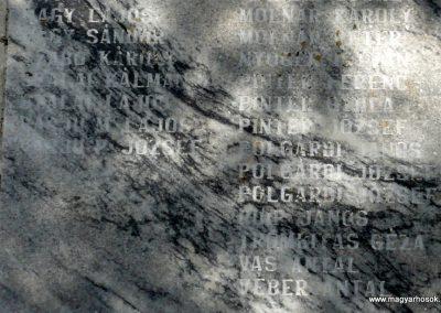 Kup világháborús emlékmű 2013.10.18. küldő-Sümec (7)
