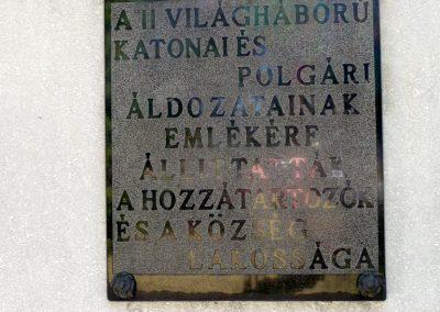 Kutas II. világháborús emlékmű 2012.06.28. küldő-Sümec (3)